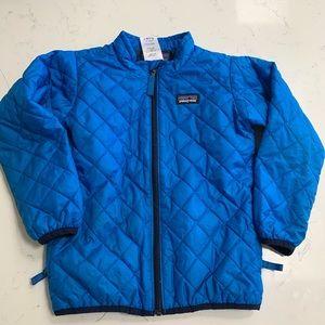 Boys Patagonia 4T Nano Puff Jacket